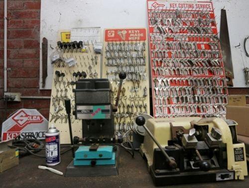 Machinery + Hardware