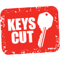 Key Cutting Logo