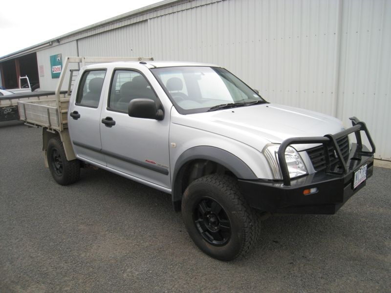 Holden RA Rodeo 4WD DCab  2005