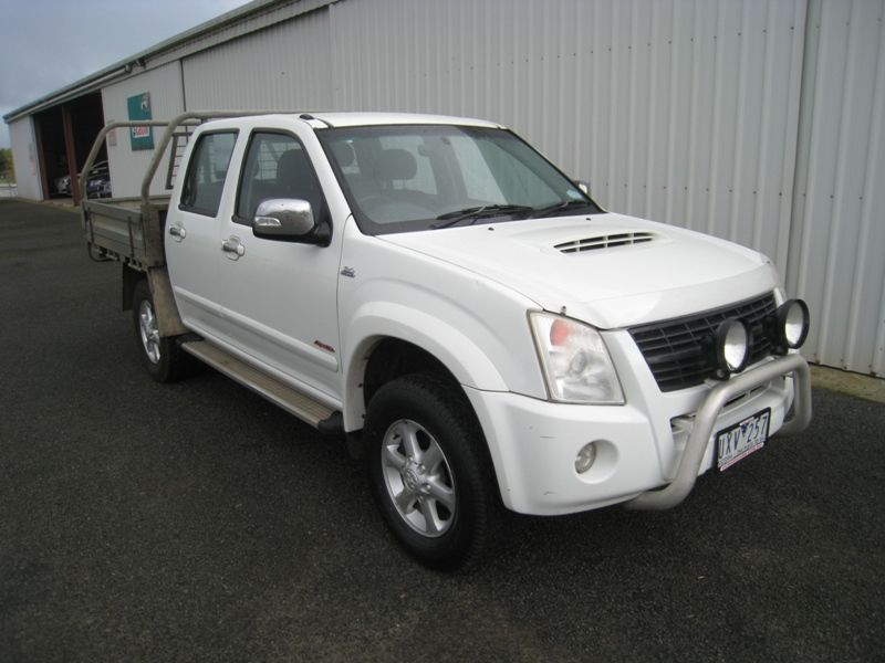 Holden Rodeo DCab  2007