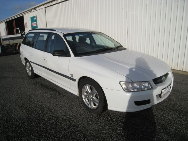 Holden VZ Commodore SWagon  2004