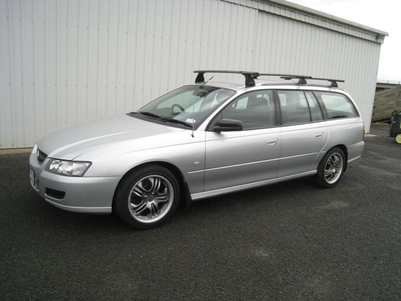 Holden Vz Commodore S Wagon 2006 Cudgee Cars Pty Ltd