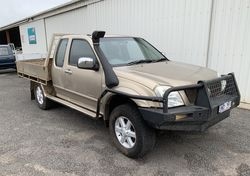 Holden RA Rodeo 4WD Space Cab - 2004