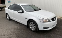 Holden VE Omega Sedan - 2012