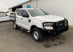 Ford Ranger D/Cab 4WD - 2016