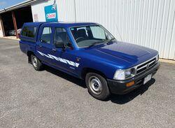 Toyota Hilux D/Cab - 1996