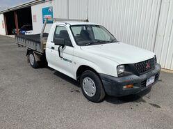 Mitsubishi Triton Tray - 2003