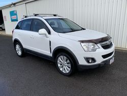 Holden Captiva 5 LT S/Wagon - 2015