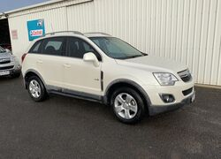 Holden Captiva 5 S/Wagon - 2011