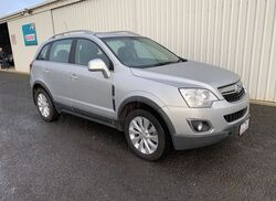 Holden Captiva 5 LT S/Wagon - 2014