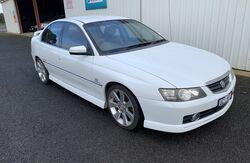 Holden VY Calais Sedan - 2003