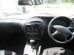 Ford AU Falcon Sedan  2002