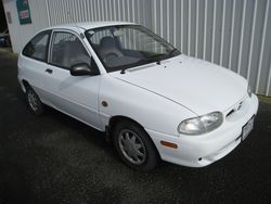 Ford Festiva Hatch - 1999