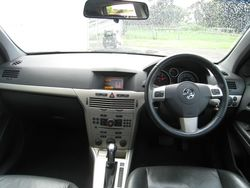 Holden Astra CDX SWagon  2006