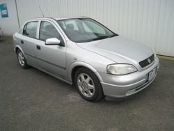 Holden Astra CD Hatch - 2000
