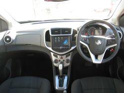 Holden Barina Hatch  2017