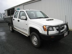 Holden RC Colorado LXR DCab 4WD  2011