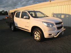 Holden RG Colorado 4WD D/Cab - 2014