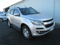Holden Trailblazer SUV  2016