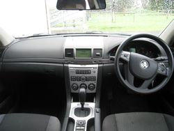 Holden VE Omega Sedan  2007