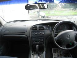 Holden VT Commodore Sedan  1998