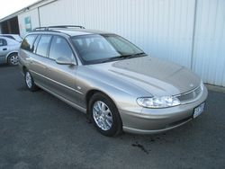 Holden VX Berlina S/Wagon - 2001
