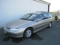 Holden VX Berlina SWagon  2001