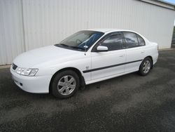 Holden VY Acclaim Sedan  2003