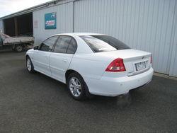 Holden VY Acclaim Sedan  2004