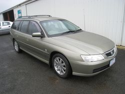 Holden VY Berlina S/Wagon - 2002