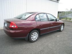 Holden VY Commodore Sedan  2002