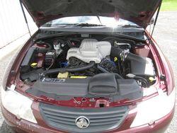 Holden VY Commodore Sedan  2002