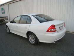 Holden VZ Acclaim Sedan  2006