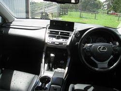 Lexus NX300 SUV  2018