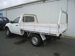 Mitsubishi Triton Tray  2007