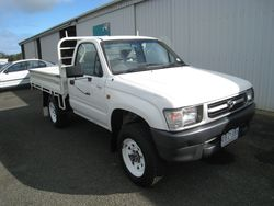 Toyota Hilux 4WD Tray - 2000