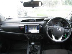 Toyota Hilux DCab 4WD  2017