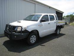 Toyota Hilux DCab  2012