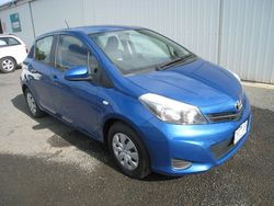 Toyota Yaris Hatch - 2012