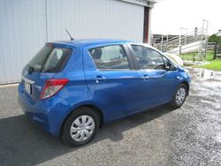 Toyota Yaris Hatch  2012